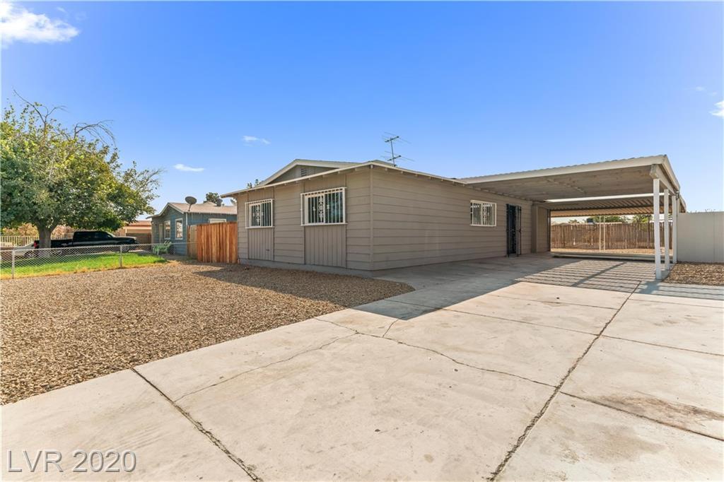 3117 Crawford Street Property Photo - North Las Vegas, NV real estate listing