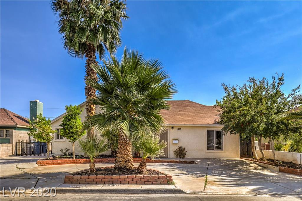 1415 11th Street Property Photo - Las Vegas, NV real estate listing