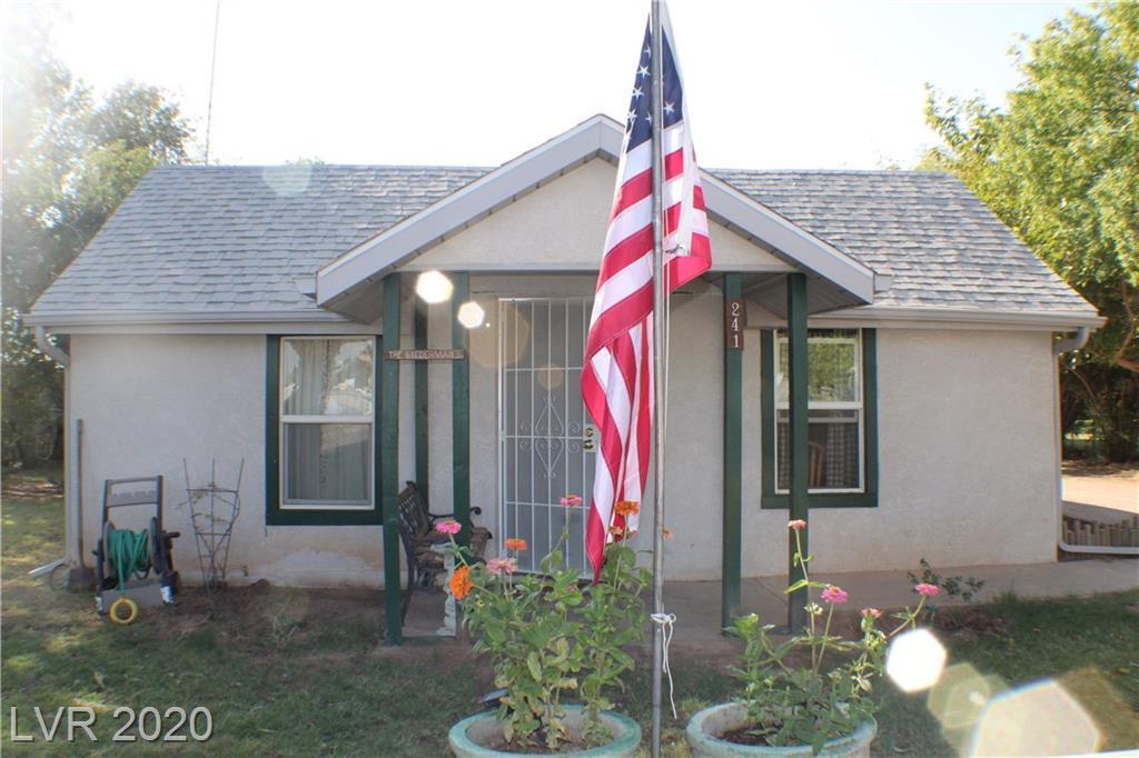 241 Virginia Avenue Property Photo - Overton, NV real estate listing