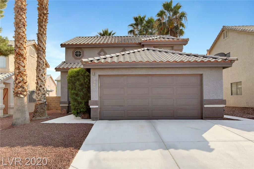 7509 Hickory Hills Drive Property Photo - Las Vegas, NV real estate listing