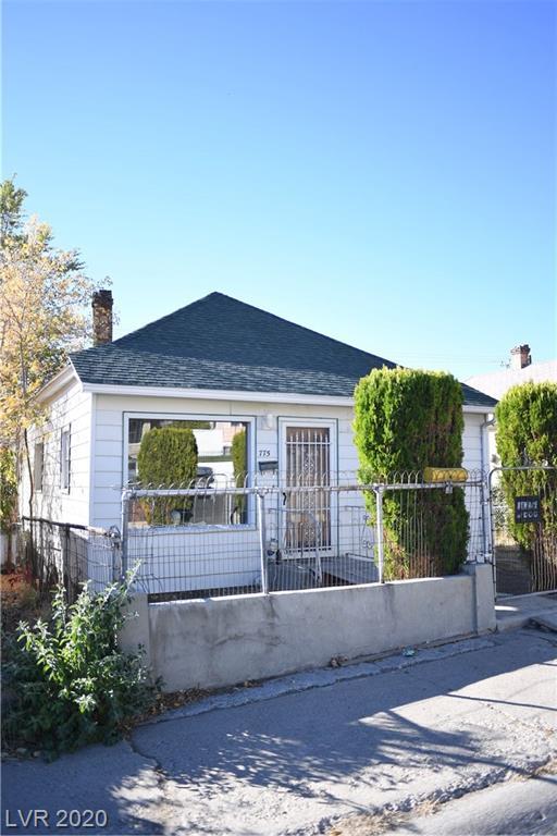 775 Lyons Avenue Property Photo - Ely, NV real estate listing