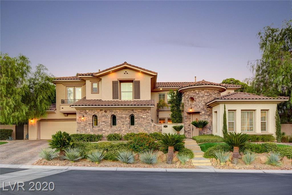 188 Bartizan Drive Property Photo - Las Vegas, NV real estate listing