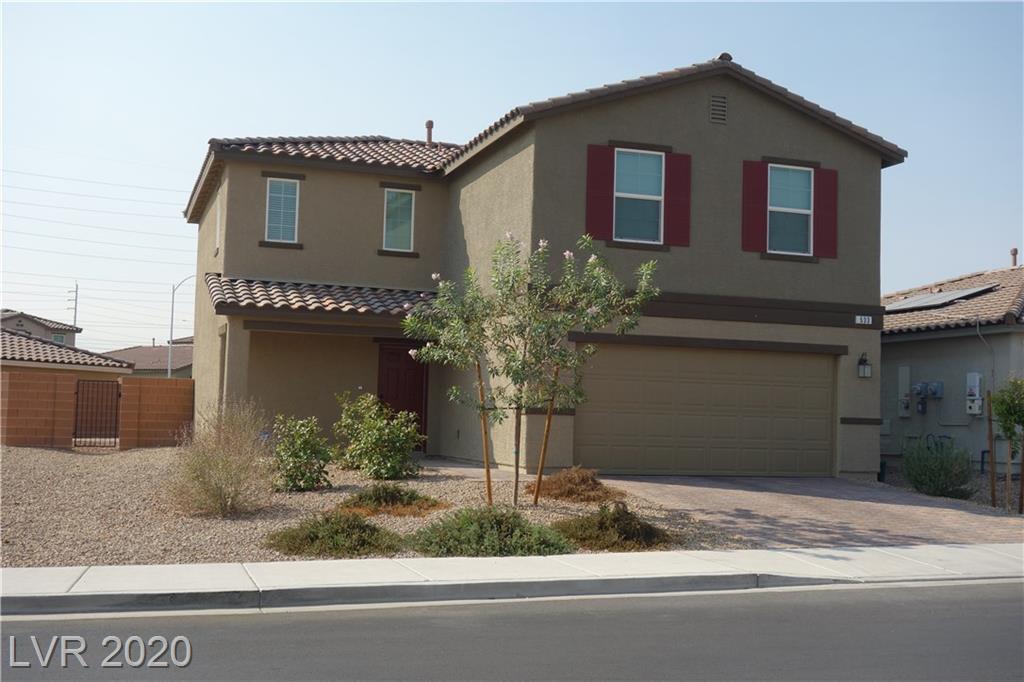 533 Desert Senna Avenue Property Photo - North Las Vegas, NV real estate listing