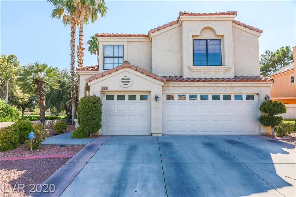 387 Placer Creek Lane Property Photo - Henderson, NV real estate listing