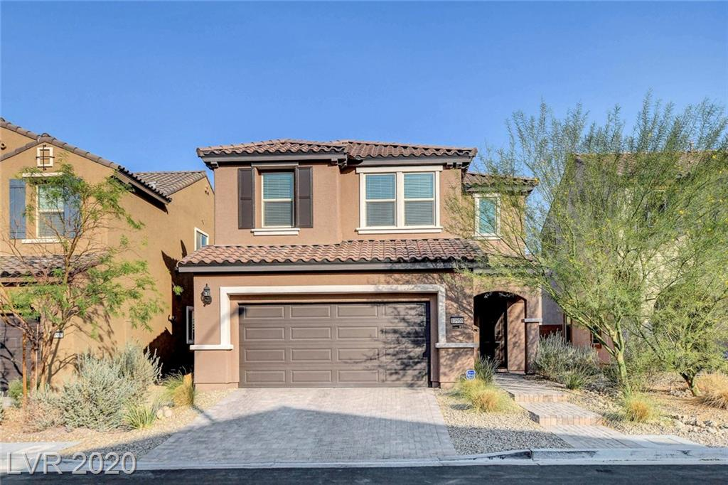 10958 Bluebell Basin Road Property Photo - Las Vegas, NV real estate listing