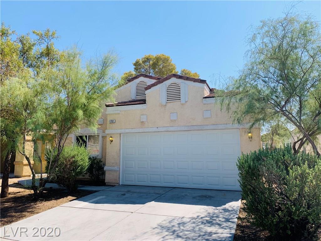 1701 Otto Merida Avenue Property Photo - Las Vegas, NV real estate listing