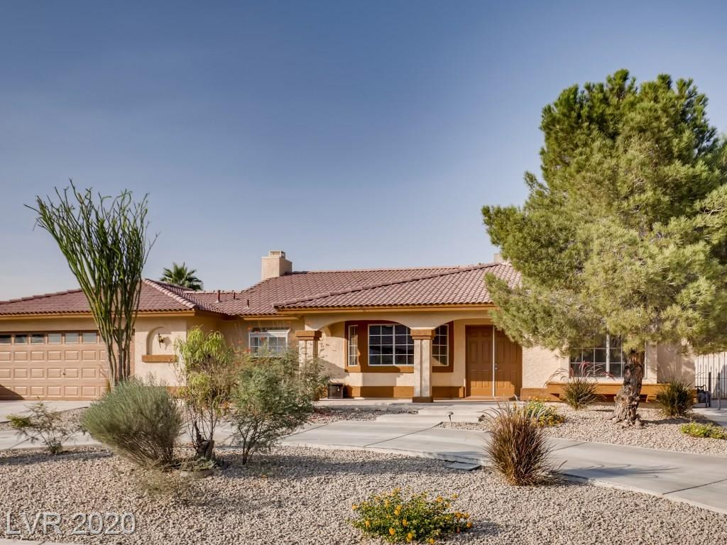 4410 Sharpshooter Lane Property Photo - North Las Vegas, NV real estate listing