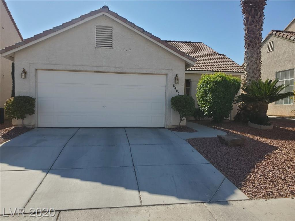 8409 LEGACY VALLEY Avenue Property Photo - Las Vegas, NV real estate listing