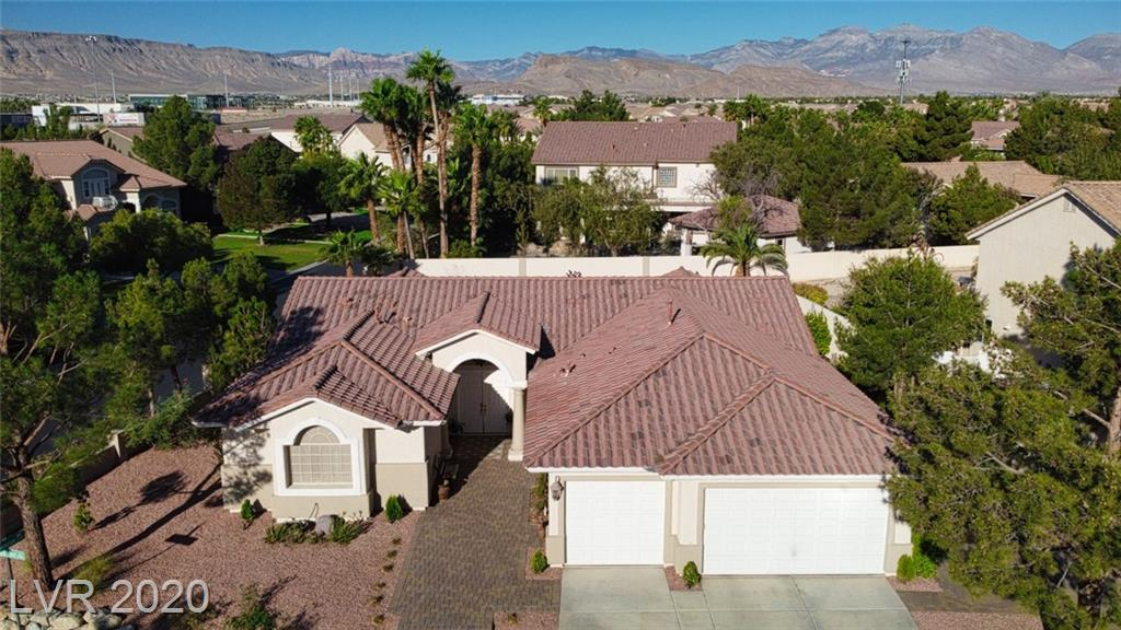 3991 Camelot Cove Street Property Photo - Las Vegas, NV real estate listing