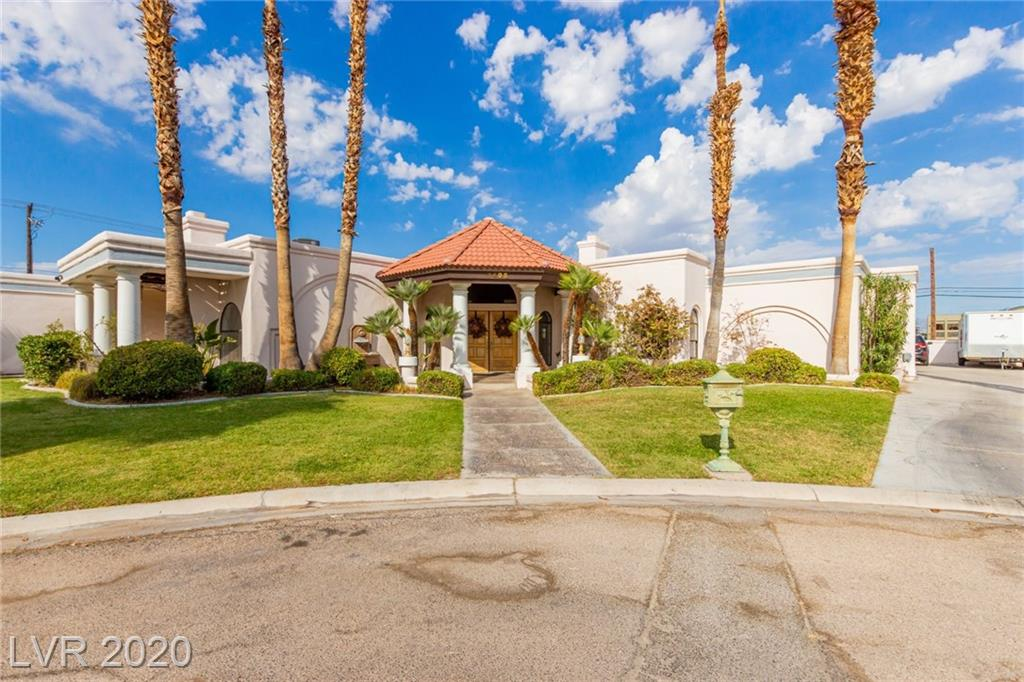 1495 Red Rock Street Property Photo - Las Vegas, NV real estate listing