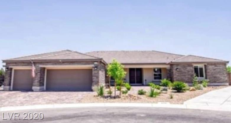 4420 Bonita Vista Street Property Photo - Las Vegas, NV real estate listing