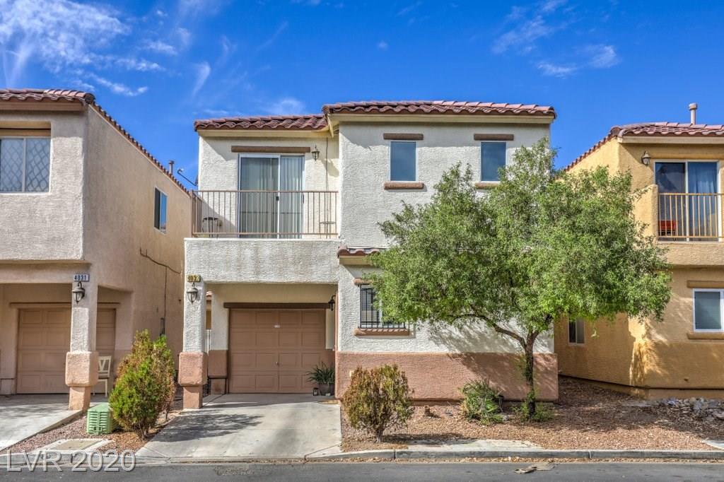 4037 Asante Cove Street Property Photo - Las Vegas, NV real estate listing