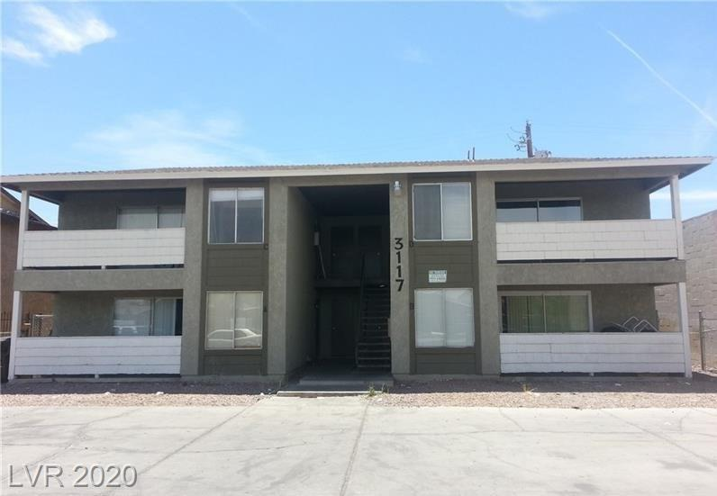 3117 Thomas Avenue Property Photo - North Las Vegas, NV real estate listing