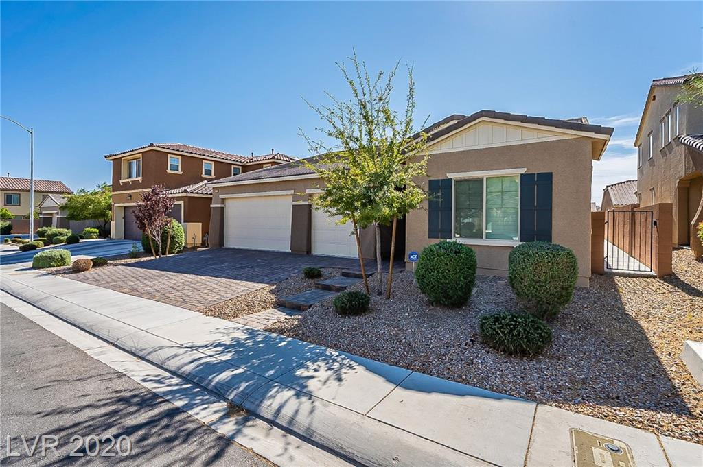 1113 Alamosa Ridge Court Property Photo - North Las Vegas, NV real estate listing