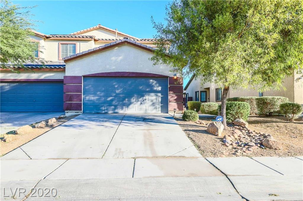 3840 Thomas Patrick Avenue Property Photo - North Las Vegas, NV real estate listing