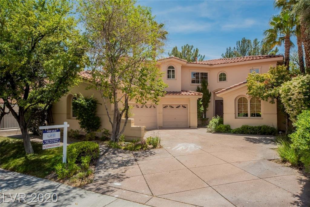 8217 Taos Paseo Property Photo - Las Vegas, NV real estate listing