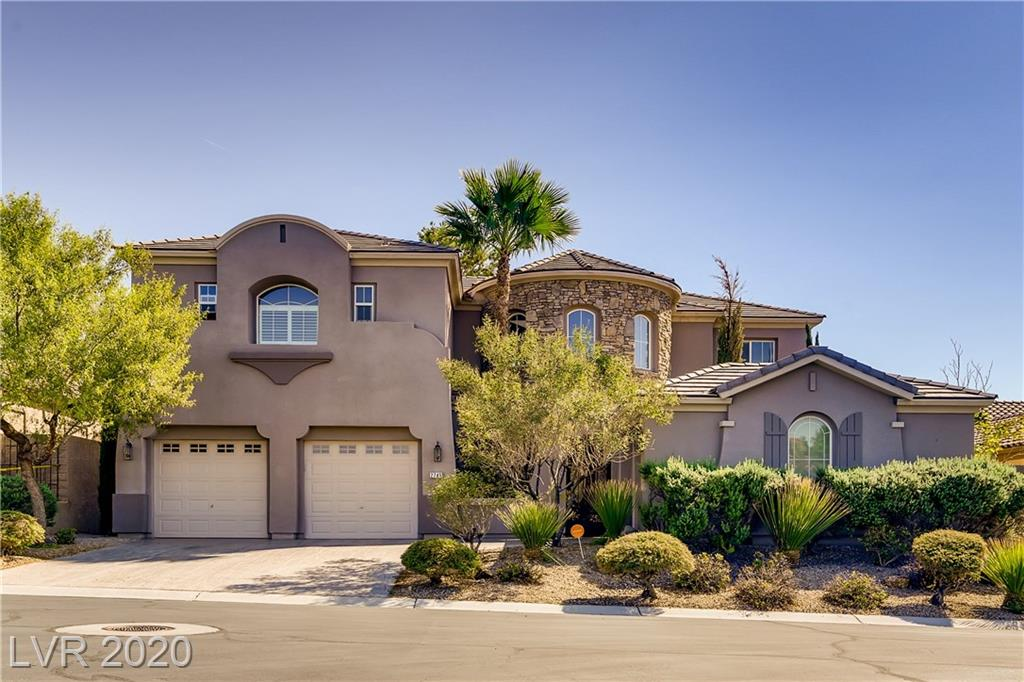 2745 Rosenhearty Drive Property Photo - Henderson, NV real estate listing
