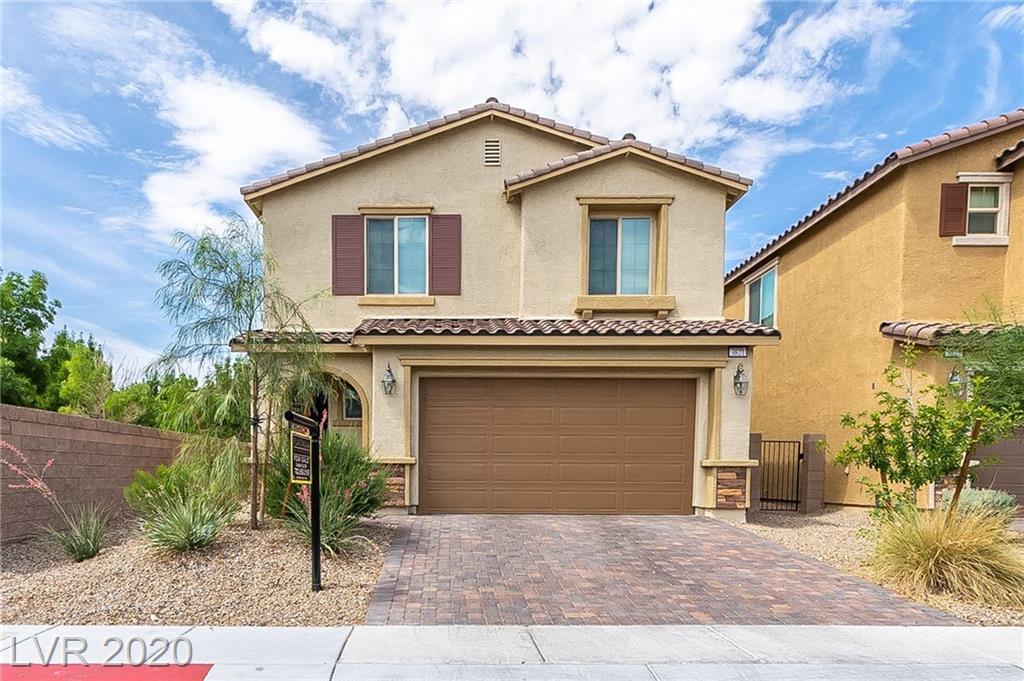 3821 Blake Canyon Drive Property Photo - North Las Vegas, NV real estate listing
