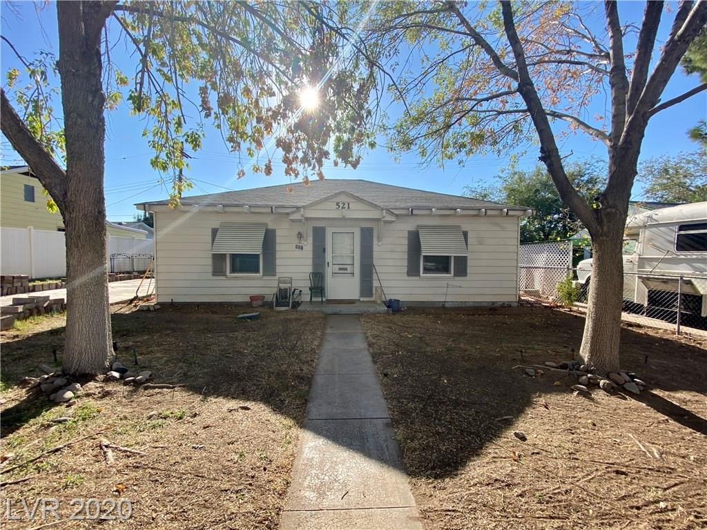 521 5th Street Property Photo - Boulder City, NV real estate listing