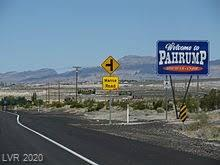 741 Frontage Road Property Photo - Pahrump, NV real estate listing
