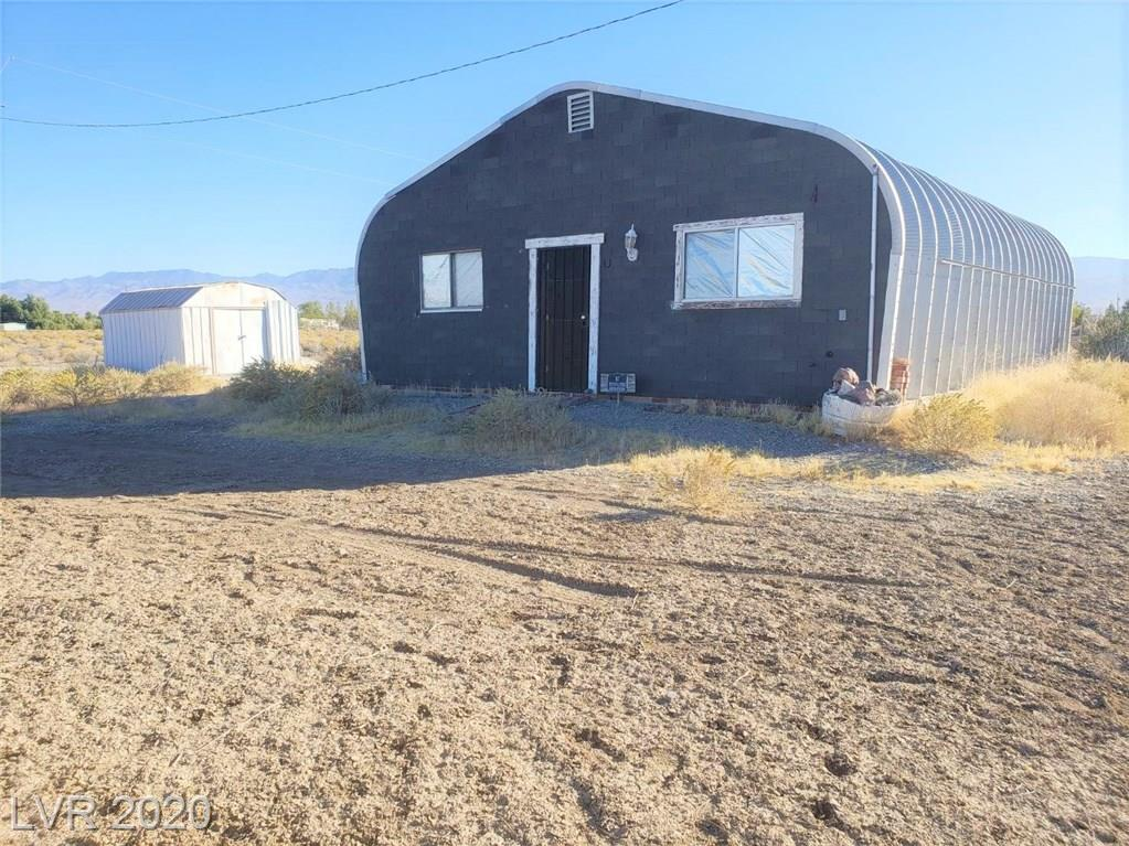 3480 Laurence Road Property Photo - Pahrump, NV real estate listing