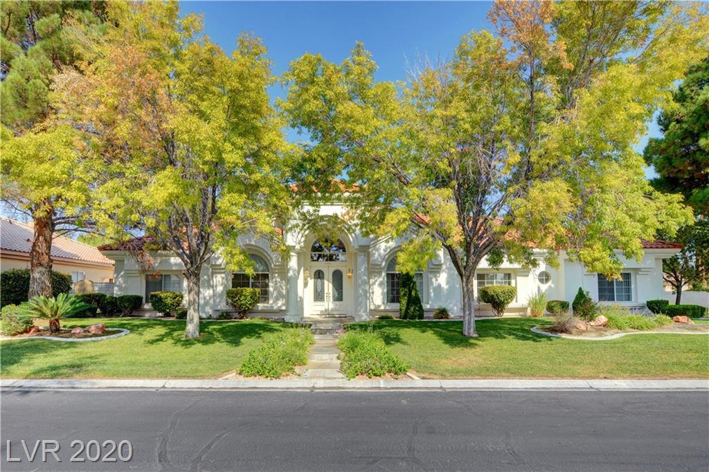 8046 Silver King Drive Property Photo - Las Vegas, NV real estate listing