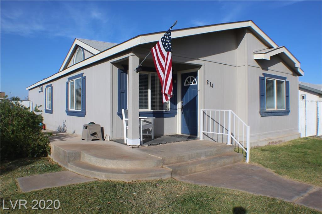 214 Tres Lobos Avenue Property Photo - Overton, NV real estate listing