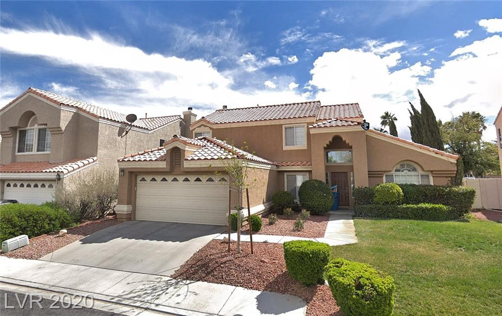 9313 Jadecrest Drive Property Photo - Las Vegas, NV real estate listing