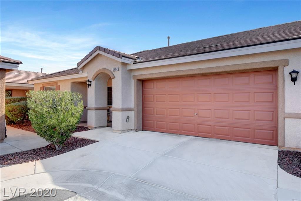 5437 Cholla Cactus Avenue Property Photo - Las Vegas, NV real estate listing