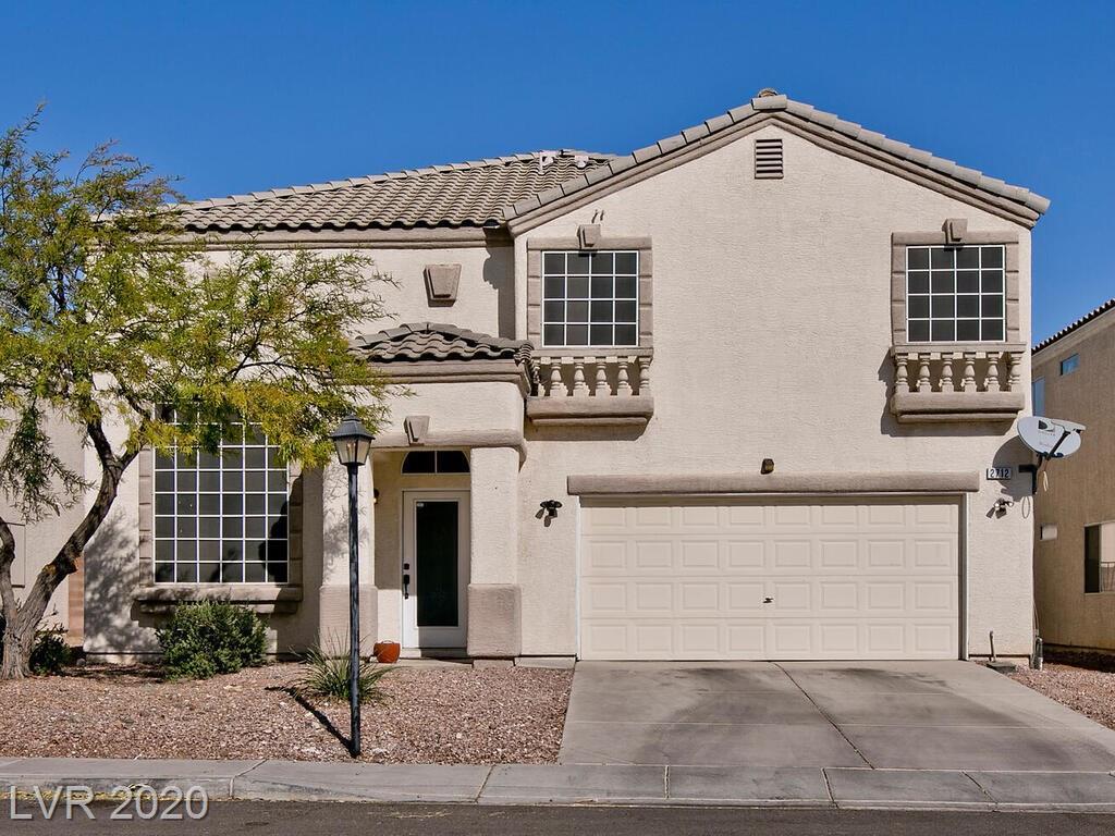 2712 Tahiti Isle Avenue Property Photo - North Las Vegas, NV real estate listing