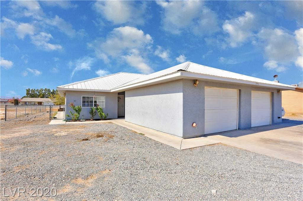 1940 Galaxy Street Property Photo - Pahrump, NV real estate listing