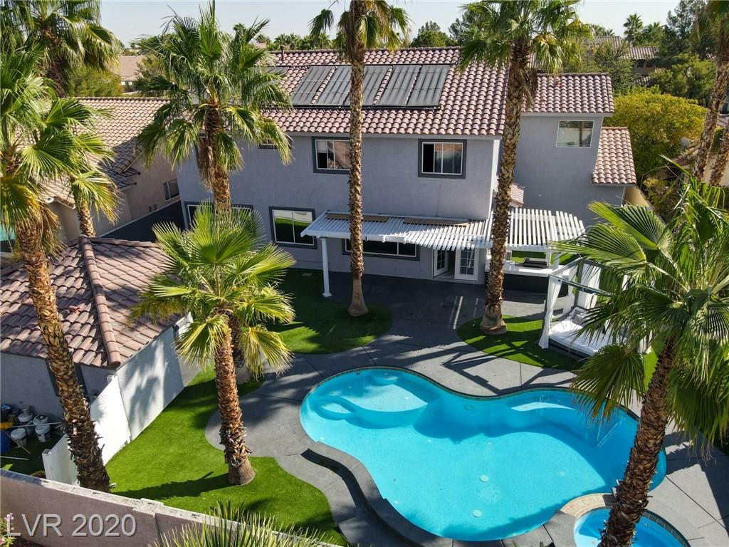 3933 MERIDIAN POINT Court Property Photo - Las Vegas, NV real estate listing