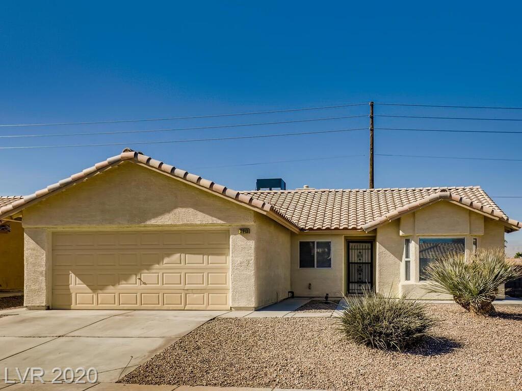 3913 Delta Dawn Lane Property Photo - North Las Vegas, NV real estate listing