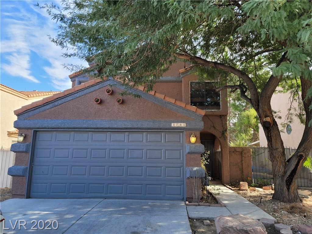 3701 Marmalade Lane Property Photo - Las Vegas, NV real estate listing