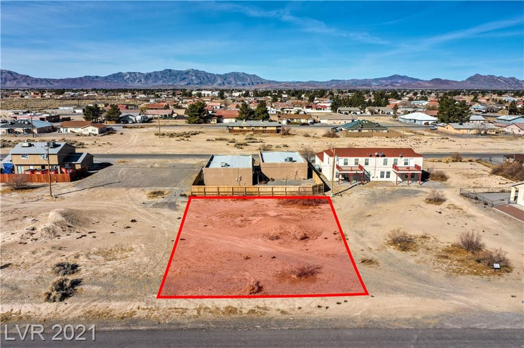 2010 S Pershing Avenue Property Photo - Pahrump, NV real estate listing