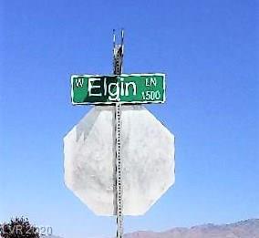 1491 Elgin Lane Property Photo - Pahrump, NV real estate listing