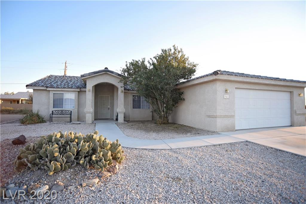 941 E Mount Charleston Drive Property Photo - Pahrump, NV real estate listing