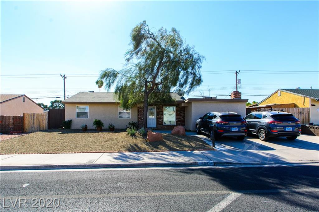 6545 Alta Drive Property Photo - Las Vegas, NV real estate listing
