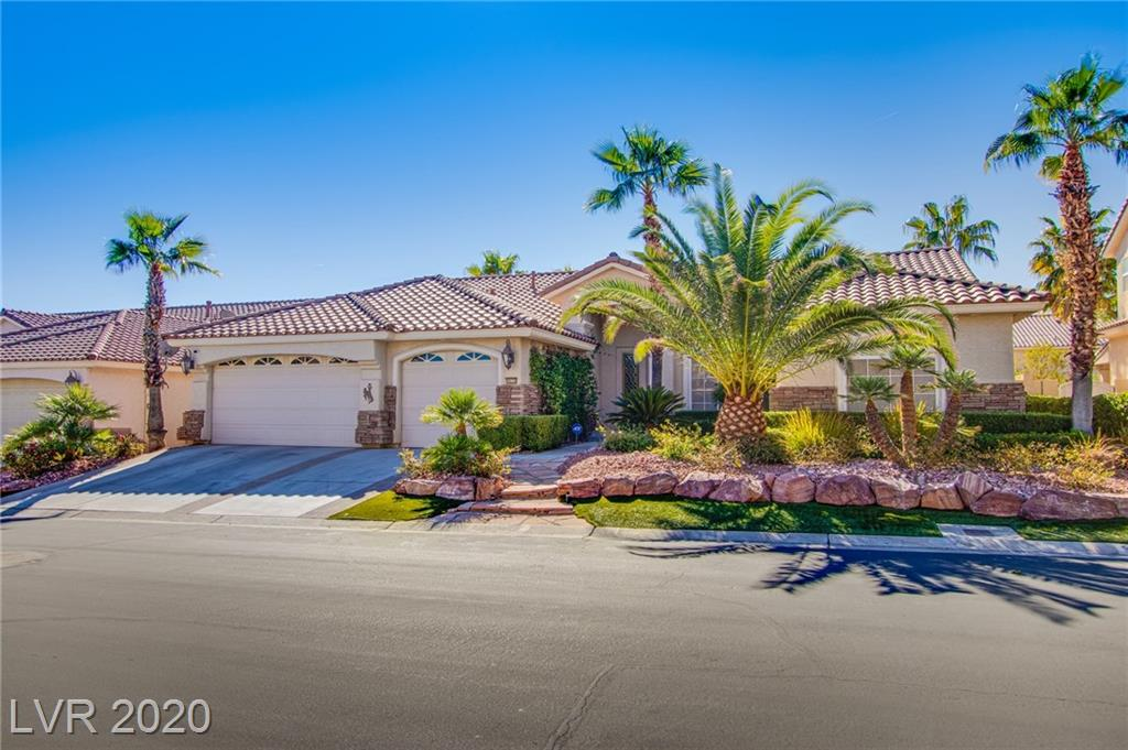 9635 Irvine Bay Court Property Photo - Las Vegas, NV real estate listing