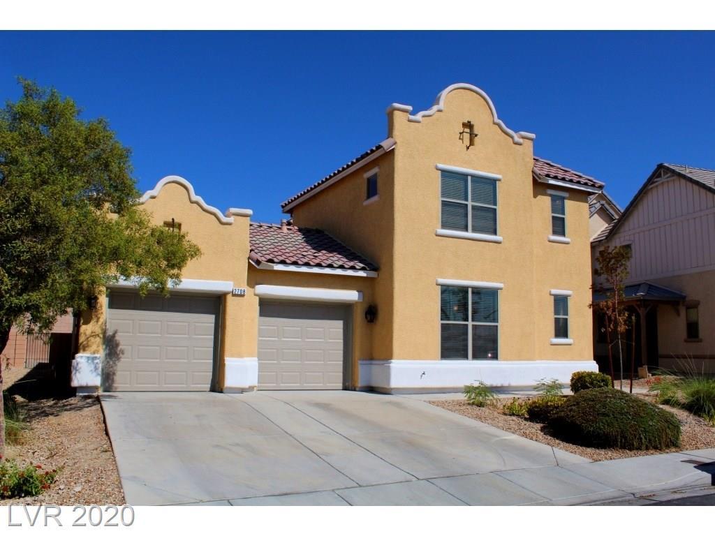 2708 Slide Canyon Avenue Property Photo - North Las Vegas, NV real estate listing