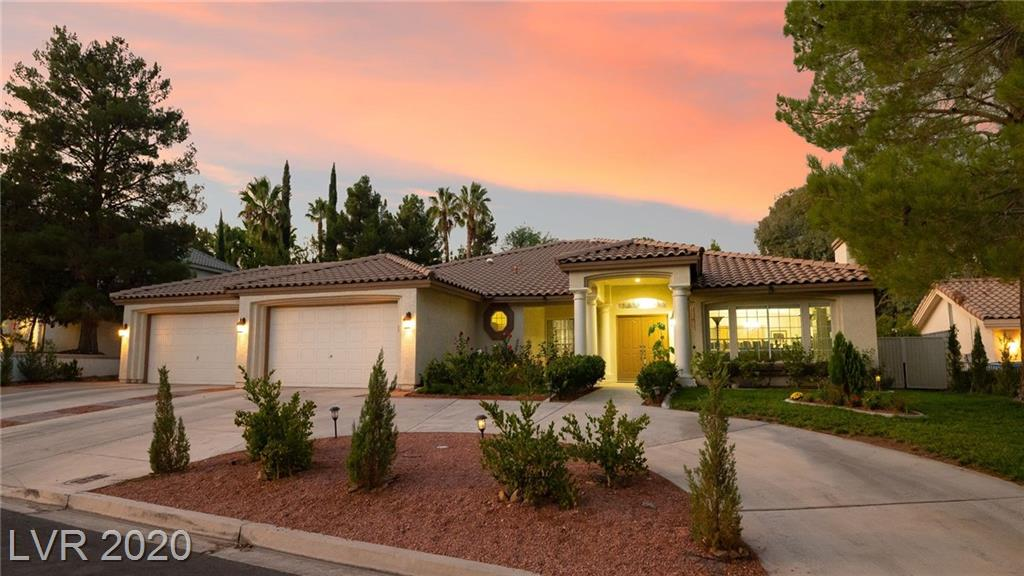 9908 Robin Oaks Drive Property Photo - Las Vegas, NV real estate listing