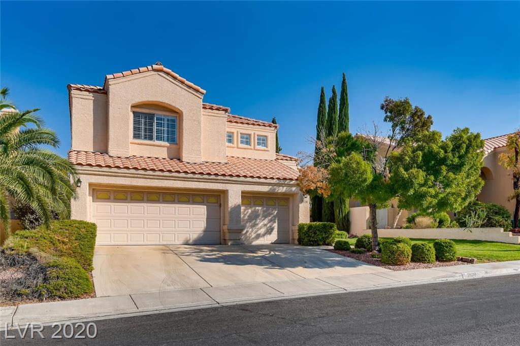 2128 Whitebirch Lane Property Photo - Las Vegas, NV real estate listing
