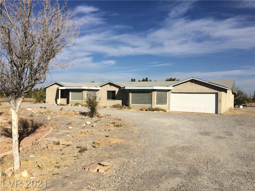 1410 Amarillo Avenue Property Photo - Pahrump, NV real estate listing