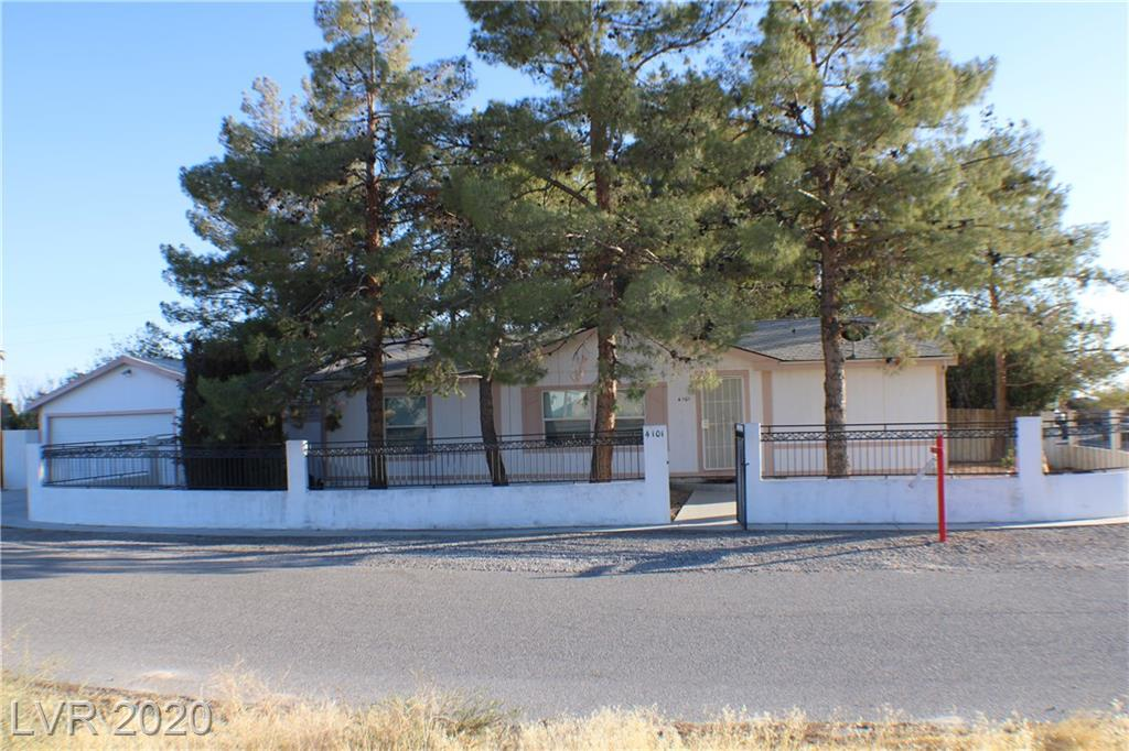 4101 Redwood Road Property Photo - Pahrump, NV real estate listing