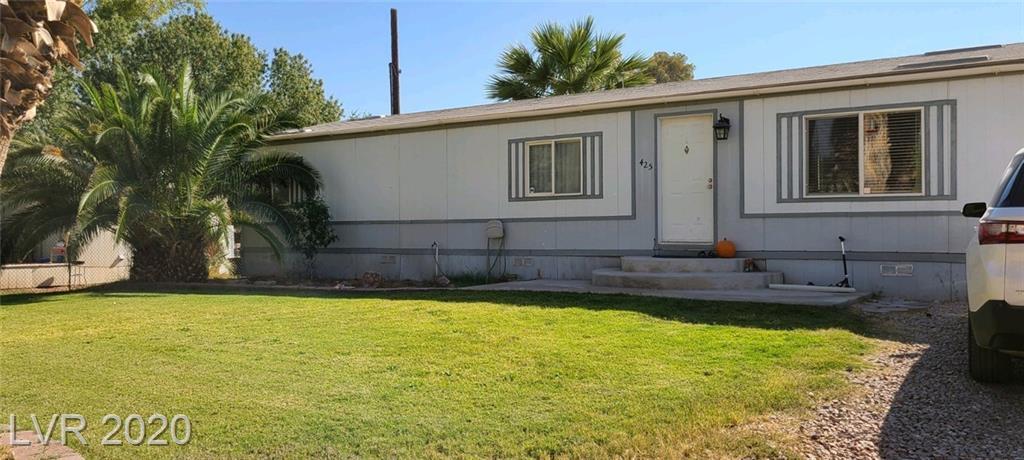 425 Bonelli Avenue Property Photo - Overton, NV real estate listing