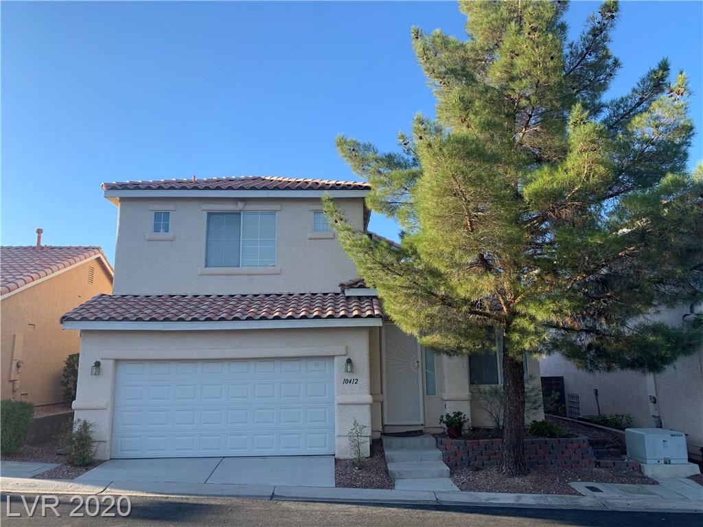10412 Turning Leaf Avenue Property Photo - Las Vegas, NV real estate listing