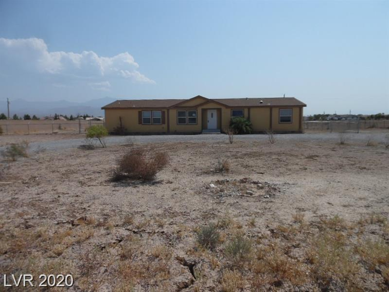 3631 Tournament Avenue Property Photo - Pahrump, NV real estate listing