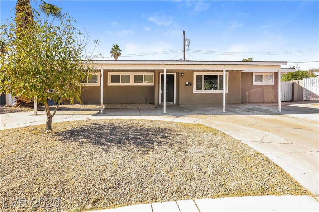 717 21st Street Property Photo - Las Vegas, NV real estate listing