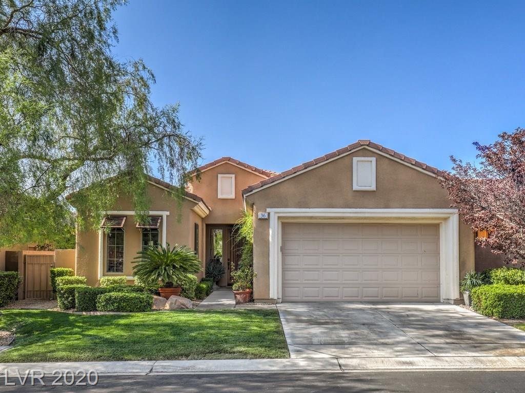 36 Hunt Valley Trail Property Photo - Henderson, NV real estate listing