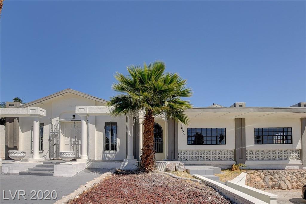 1633 Saint Louis Avenue Property Photo - Las Vegas, NV real estate listing